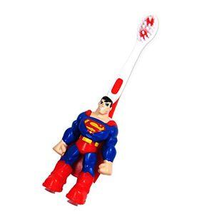 Frescor Escova Dental Infantil 3D Superman Extra Macia 2 À 5 Anos