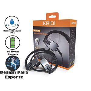 KAIDI Fone De Ouvido Sem Fio  Kd910 Esportes Bluetooth