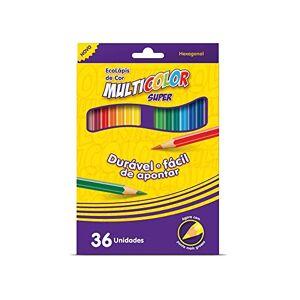 Faber-Castell Lapis 36 Cores Super 11.600 Multicolor