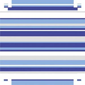 V.M.P. Papel Presente,  204.51.345, Azul, 60 cm, 1 Bobina com 100 metros