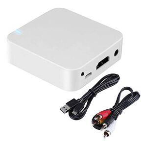 A sixx Mini Smart Box CC 5V Smart Box Carro WiFi Box, Smart Car Box Display WiFi para Mac 0S10 e acima para suporte de carro iOS 8.0 e acima