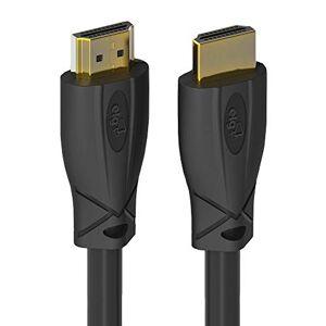 ELG Cabo Hdmi 2.0, 10m HS20100, High Speed, Ethernet (3D), Full HDTV (4096 x 2160P), Resolução HDTV 4K x 2K