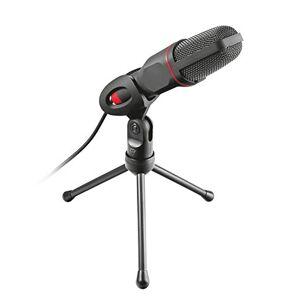 Trust Microfone Gamer  GXT212 Mico preto