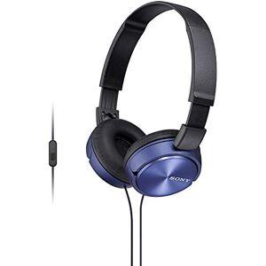 Sony Fone de Ouvido com Microfone, , Preto / Azul
