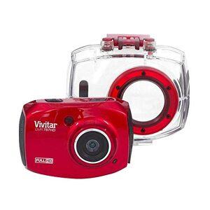 Vivitar Câmera Filmadora de Ação, , DVR787HD, Vermelha