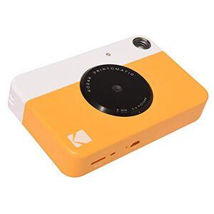 Kodak Câmera Digital Instantânea Rodomatic, , Amarela