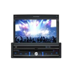 """SP6111AV CD/DVD PST TELA 7"""" SP6111 AV CONEXO USB/AUX. C/CONT."""
