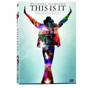 Sony Michael Jackson's This Is It