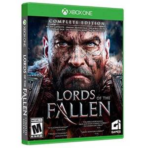 Xbox One Lords of the Fallen-Complete Edition