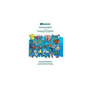 BABADADA, American English - Leetspeak (US English), pictorial dictionary - p1c70r14l d1c710n4ry: US English - Leetspeak (US English), visual dictionary