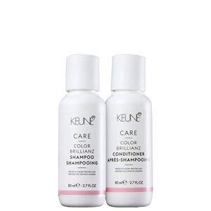 KEUNE Kit  Color Brillianz Care Mini Duo (2 Produtos)
