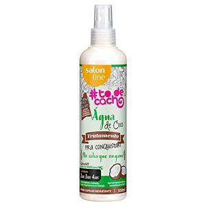 Salon Line Spray Uso Diário 300ml Agua de Coco Todecacho Unit,