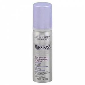 JOHN FRIEDA Mousse Curl Reviver Modelador de cachos  Frizz Ease Mini 56g