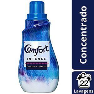 Comfort Amaciante Concentrado  Intense Cuidado Essencial 500ml