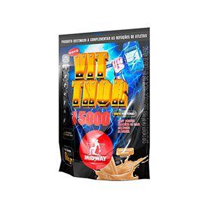 MidWay Labs Hipercalórico Vit Thor 15.000 Midway 6 kg Baunilha Único