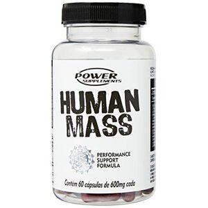 Power Supplements Human Mass 600mg (60 caps),