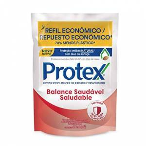 Protex Sabonete Líquido  Balance 200Ml Refil