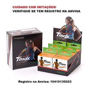 Tmax Fita De Kinésio Rosa 5M X 5Cm, , Rosa