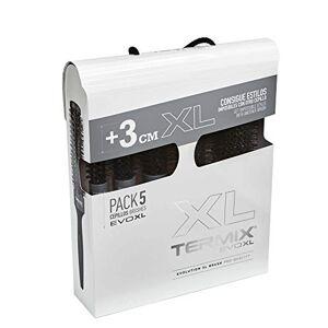 Termix PACK 5 ESCOVAS EVOLUTION CABELOS ESPESSOS XL