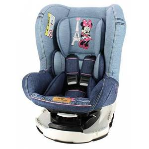 Disney Cadeira para Auto  Migo Revo Denim Minnie Mouse, , Jeans Blue, 0 a 18 kg