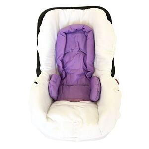 Alan Pierre Baby Acolchoado Bebe Conforto, , Lilás