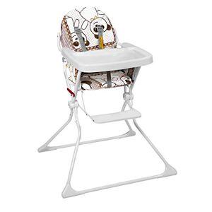 Galzerano Cadeira de Refeição Alta Standard II, , Panda, Até 15 kg