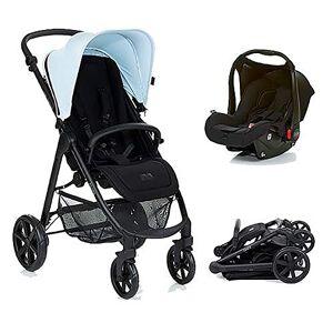 ABC DESIGN Carrinho de Bebê Travel System  Okini Ice + Risus Piano