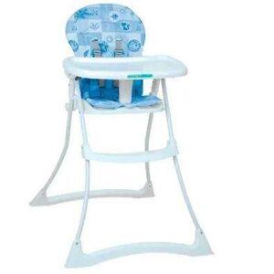 Burigotto Cadeira Refeição Bon Apetit xl Peixinhos Azul  Ref 3045