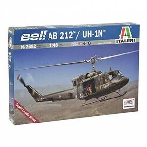REVELL Helicoptero Bell AB 212 / UH-1N 2692 ITALERI