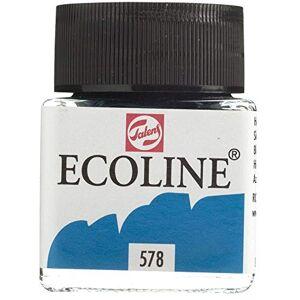 TALENS Ecoline 30 ml  Avulso Sky Blue 578