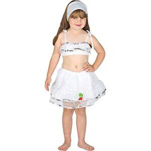 Carnaval Fantasia Baianinha Infantil P