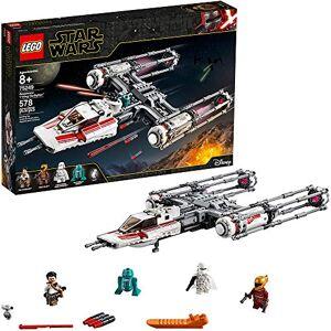 Lego Star Wars Tm Y-wing Starfighter Da Resistncia 75249  Diversas