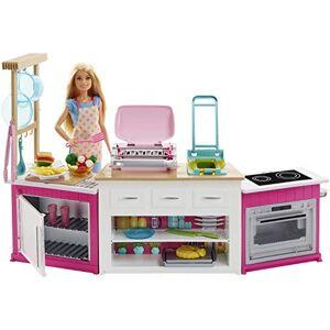 Mattel Barbie Barbie Cozinha de Luxo  FRH73