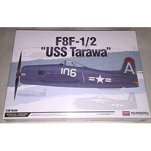 ACADEMY Aviao Grumman Bearcat F8F-1/2 USS TARAWA