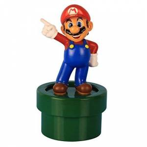 Paladone Action Figure Acessório Luminaria Nintendo Super Mario Bros, , Multicor, 20 cm