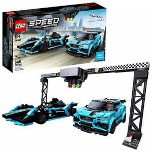Lego Formula E Panasonic Jaguar Racing GEN2 c 76898