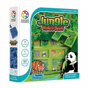 smart games Hide & Seek Jungle Brincando na Selva SG105