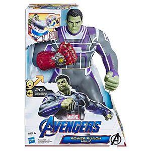 Avengers Boneco Deluxe 2.0 Hulk E3313 Hasbro  Verde