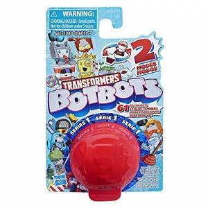 Transformers Figura Botbots Blind Box, , Multicor