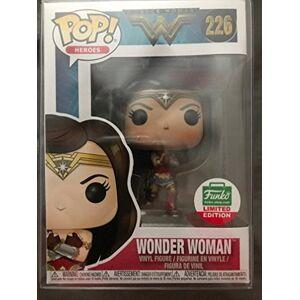 Funko Mulher Maravilha Wonder Woman with Gauntlets Pop! Heroes 226  Edio Limitada
