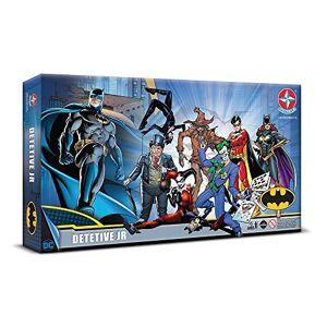 Brinquedos Estrela Jogo Detetive Jr. Batman