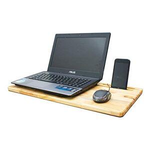 HOME OFFICE Suporte Para Notebook Em Madeira Pinus 28x55