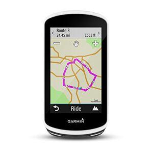 Garmin Ciclocomputador  Edge 1030 BUNDLE Preto GPS com Conetividade Inteligente