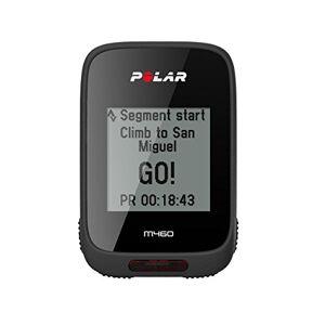 Polar Ciclo Computador com GPS, , M460, Acessórios para Wearables, Preto, Único