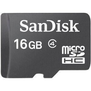 SanDisk Memria Micro Sd 16 Gigas