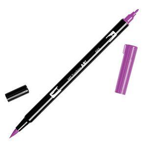 Tombow Marcador  Dual Brush Cor Purple ABT665