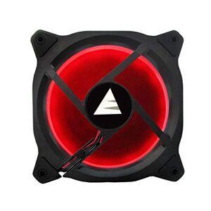 BluCase Ventoinha Fan Gamer bfr05r vermelha