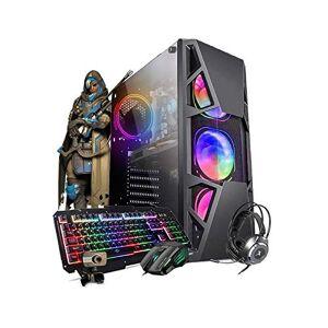 AMORIM SHOP Pc Gamer Eros Intel i7 GTX 1660 6GB 16GB DDR3 Hd 1TB SSD 480GB Wi-fi