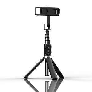 Stand Fill Light Aluminum  LIVE Broadcast Selfie Stick Mini Monopod Bluetooth + Tripe P70D