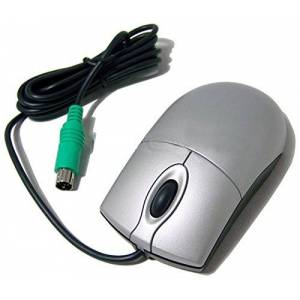 Gateway Mouse  Primax PS2 prata MO42KC